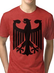 German Eagle Tri-blend T-Shirt