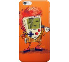 Game Bowie iPhone Case/Skin