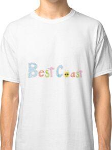 Best Coast Logo Classic T-Shirt
