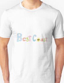 Best Coast Logo Unisex T-Shirt