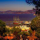 San Francisco near Pier 39 by Gerard Rotse