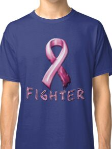 Breast Cancer Fighter Classic T-Shirt
