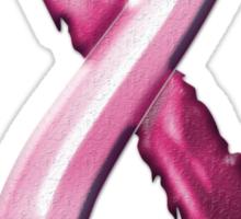 Breast Cancer Fighter Sticker
