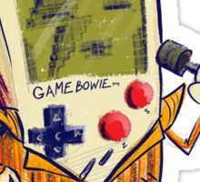 Game Bowie Sticker