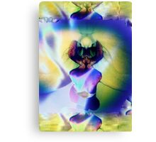 6103i Orchid Abstract Canvas Print