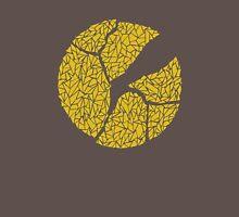 Breaking Bad Cracked Plate - Yellow Unisex T-Shirt