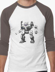 Awesome Men's Baseball ¾ T-Shirt