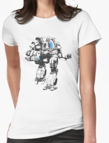 cataphract Womens Fitted T-Shirt