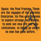 Space: The Final Frontier by ofthebaltic