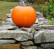 Pumpkin On Peaks by nickbarron