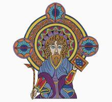 Celtic Illumination - St. John by William Martin