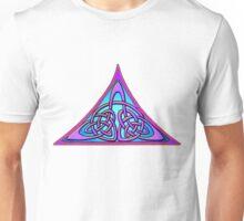 Celtic Illumination - Trinity Unisex T-Shirt