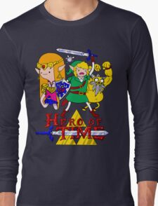 Hero of Time! Long Sleeve T-Shirt