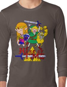 Hero of Time! Long Sleeve T-Shirt