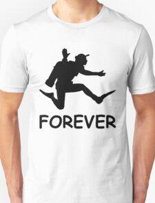 DIVE FOREVER BLACK DIVER T-Shirt