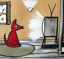 Watch Dog by Kate Eagle