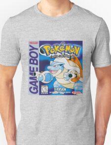 Pokemon X Game Boy Art T-Shirt