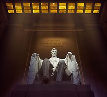 Lincoln Memorial by DDMITR