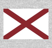 Alabama Flag by cadellin