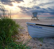 Palm Beach Sunrise by DDMITR