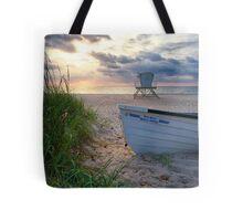 Palm Beach Sunrise Tote Bag