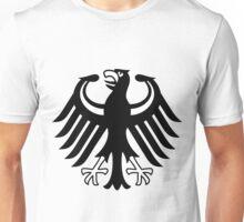 Bundesadler als Logo der deutschen Bundesorgane Unisex T-Shirt