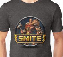 Smite Hercules Logo Unisex T-Shirt