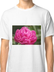 peony flower Classic T-Shirt