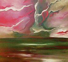 Heaven's wrath by Picatso
