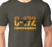 "Cessna C-172 ""Strength in Numbers"" Unisex T-Shirt"
