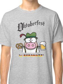 Oktoberfest - KINO, beer and Pretzel! Classic T-Shirt