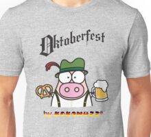 Oktoberfest - KINO, beer and Pretzel! Unisex T-Shirt