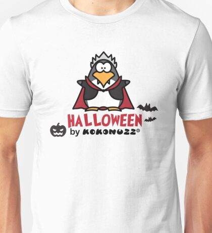 Halloween DraKOOla - The Penguin Vampire Unisex T-Shirt