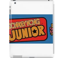 Donkey Kong JR Arcade iPad Case/Skin