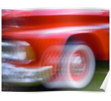 Chevrolet truck Gingin Jive spin Poster