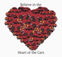 Believe in the Heart of the Cars by ChrisButler