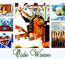 Oide Wiesn by ©The Creative  Minds