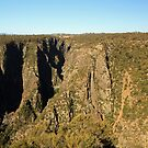 Wollomombi falls and gorge by SharronS