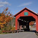 Northfield Vermont New England by AnnDixon