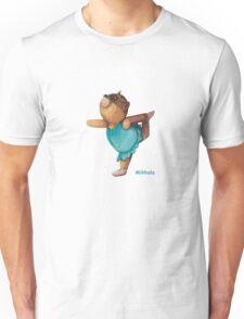 Mikhala dancing bear Unisex T-Shirt