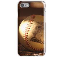 Baseball Season iPhone Case/Skin