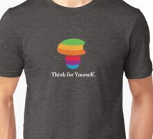 Think for yourself Unisex T-Shirt