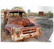 luxury vehicle, Lightning Ridge style Poster
