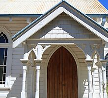 Coonamble Anglican Church by SharronS