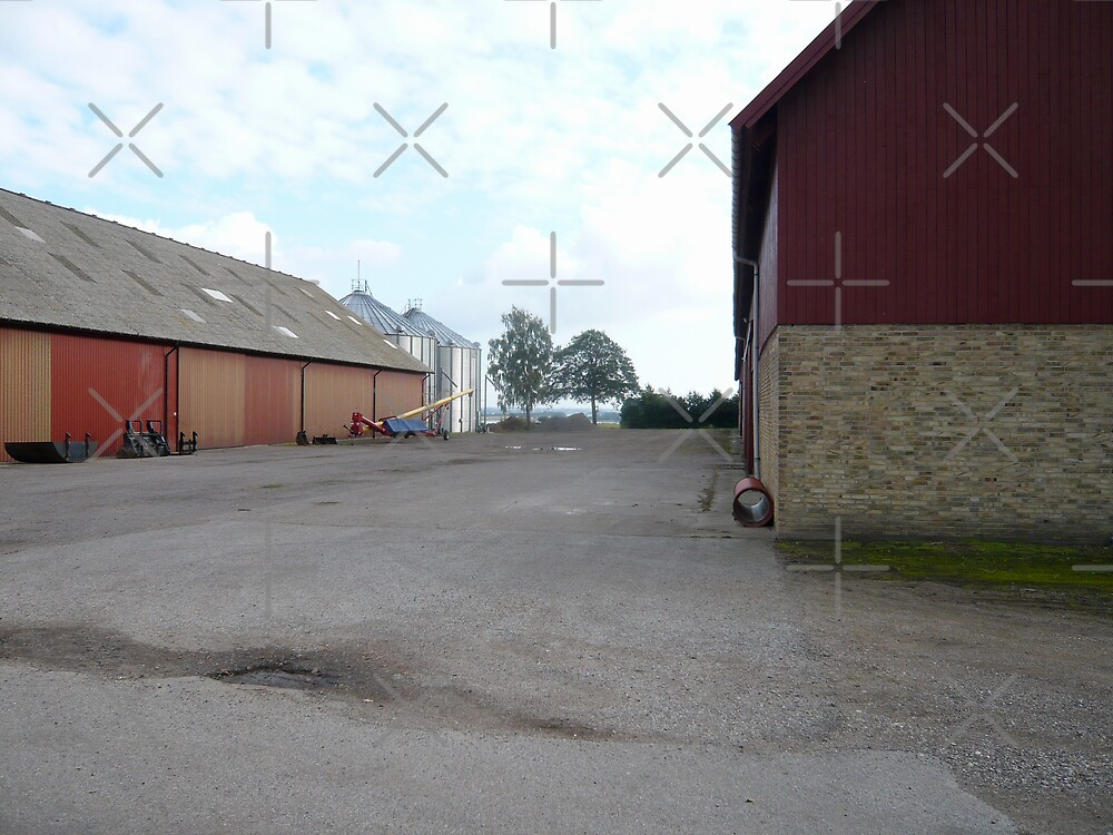 Farmhouse at countryside Denmark by HeklaHekla