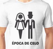 Época De Celo (Boda / Casamiento) Unisex T-Shirt