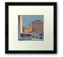 May 16 Framed Print