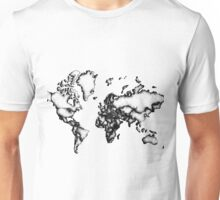 The World is My Oyster T-Shirt  Unisex T-Shirt