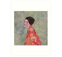 Klimt Series 1 Art Print