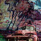 Farm Ute by Jillian Merlot